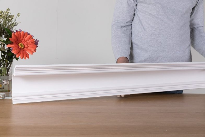 bedroom coving
