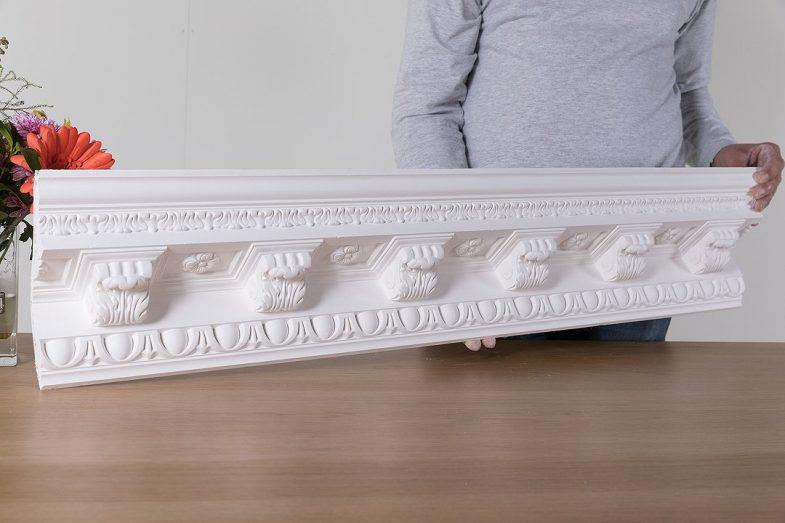 plaster coving