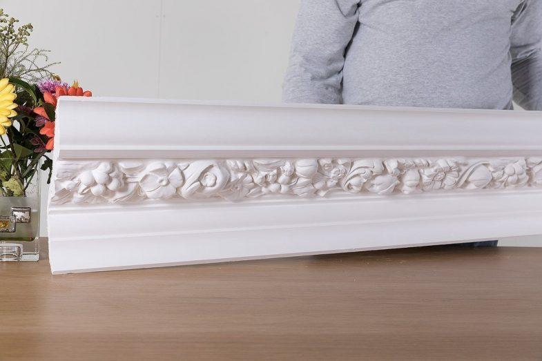georgian plaster cornice