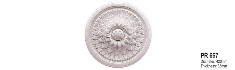 ceiling rose cover