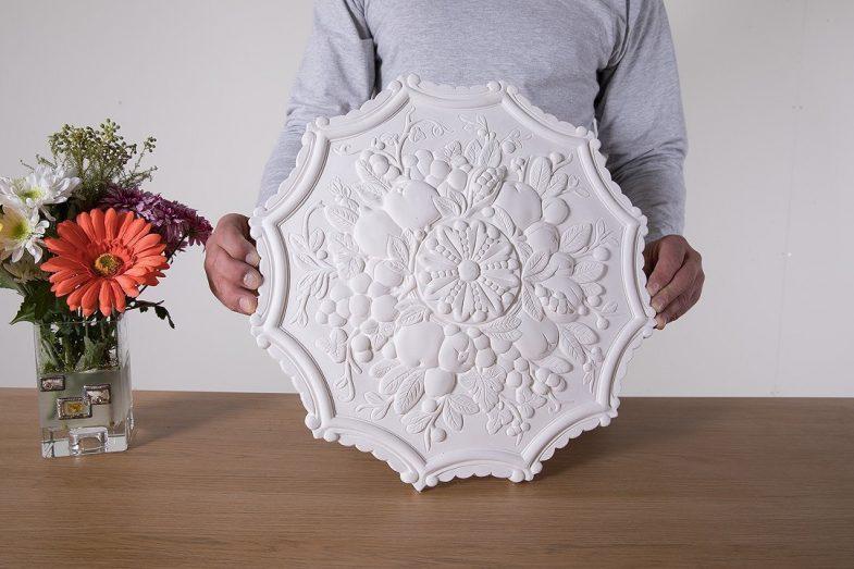 ceiling flower