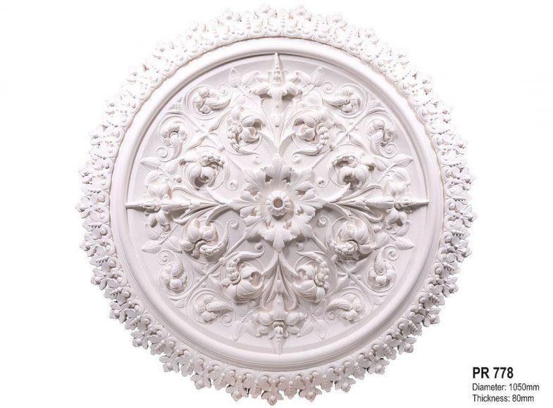 georgian ceiling rose