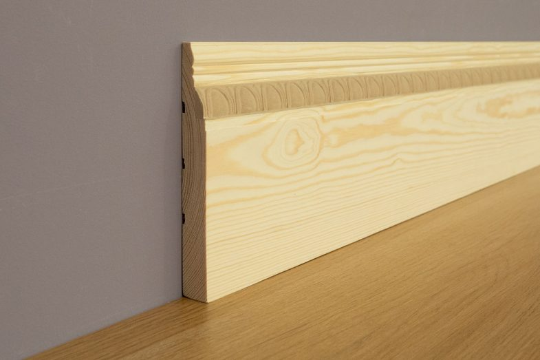 victorian skirting board