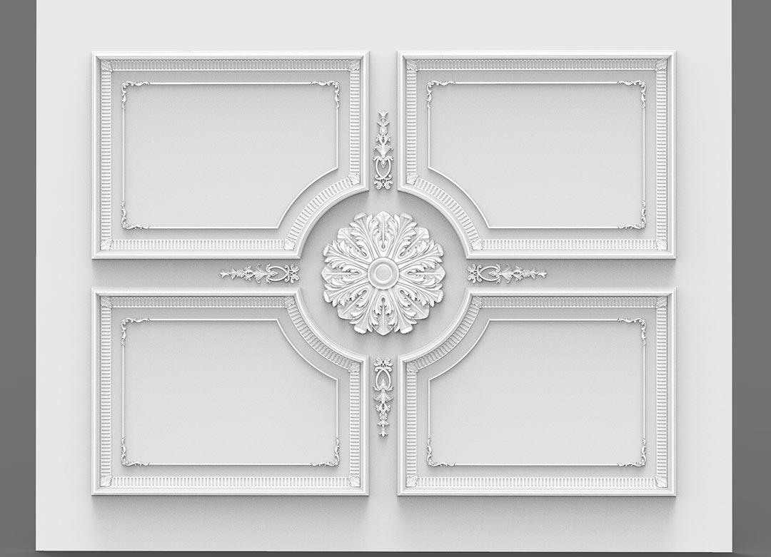 decorative plaster ceiling mayfair