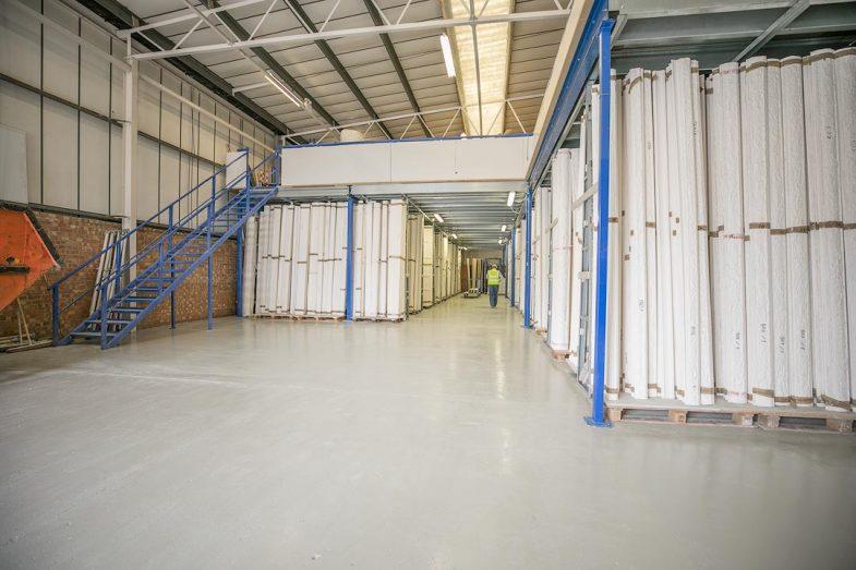 plaster coving stock