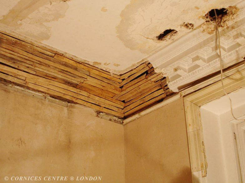 cornices restoration
