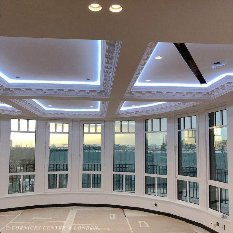 LED coving