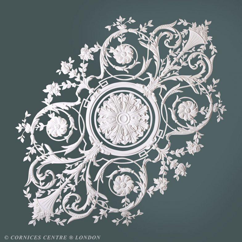 enriched ceiling rose