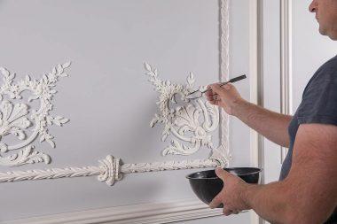 wall paneling ideas